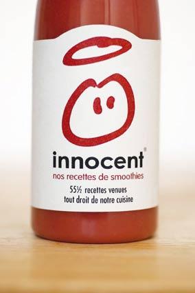 Innocent, 55 recettes de Smoothies